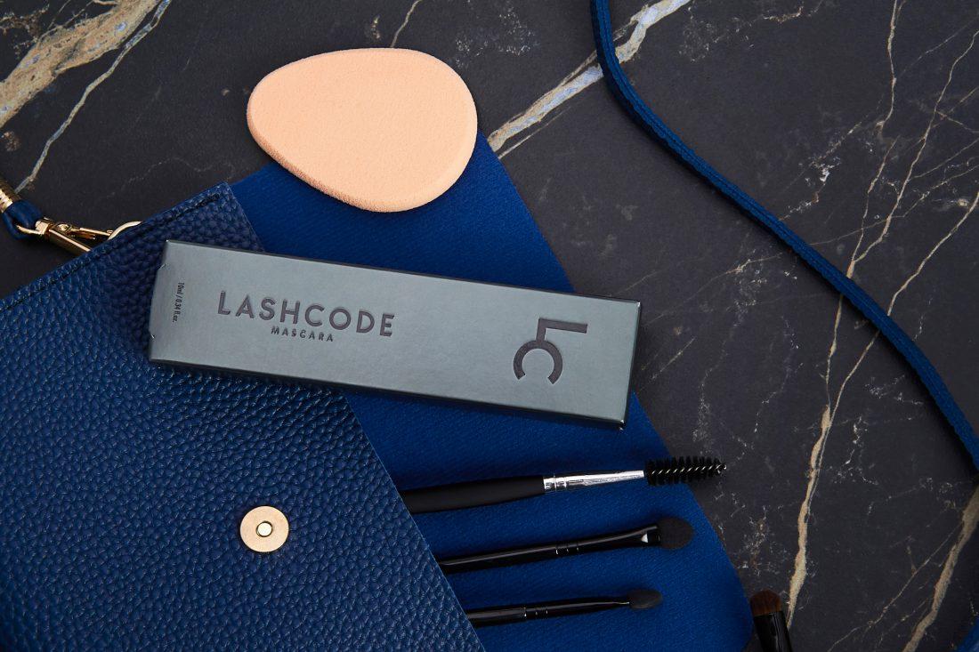 Lashcode - best mascara for short lashes