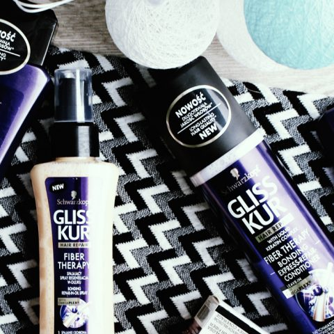 Gliss Kur Fiber Therapy – short (and negative) review