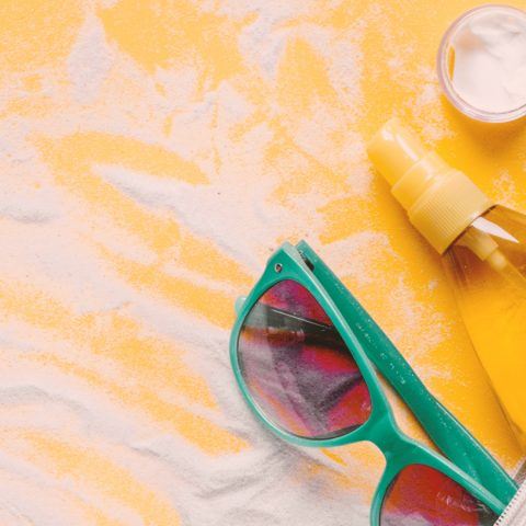Summer Must Haves! Essential Cosmetics In The Summertime
