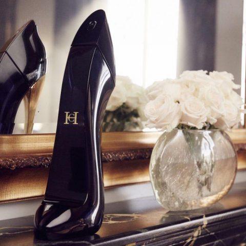 Good girl – new fragrance from Carolina Herrera