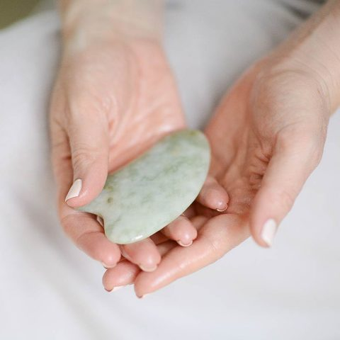 Gua Sha Massage – My Way to Get a Beautiful & Younger-Looking Face