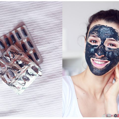 Do you have acne-prone skin that needs to be thoroughly cleansed? Active charcoal mask is just for you! [Recipe]