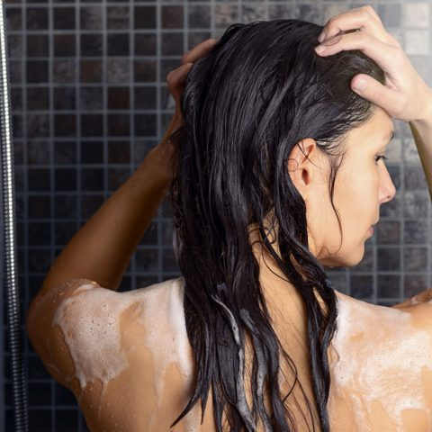 Check If You Wash Your Hair Correctly